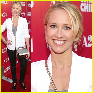 Anna Camp Attends 'Obvious Child' Screening in LA