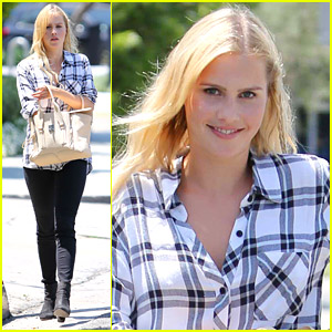 Claire Holt Turns 26; Celebrates by Keeping It Low Key