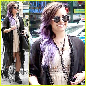 Demi Lovato's 'Really Don't Care' Video To Premiere June 26th!