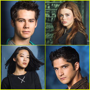 Tyler Posey, Dylan O'Brien & More Get Contemplative in the New 'Teen Wolf' Cast Pics - See Them Here!