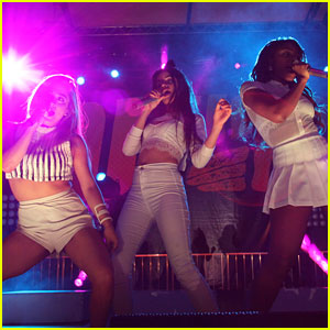 Fifth Harmony Lights Up the Stage for DigiFest NYC!