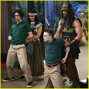 leo howard photos news and videos just jared jr page 7