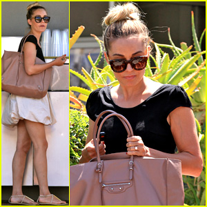 Lauren Conrad Lunches at Lemonade with 'Laguna Beach' BFF Lo Bosworth