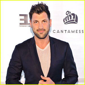 Maksim Chmerkovskiy Promotes Cantamessa Men Collection in Chicago