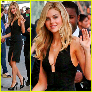 Nicola Peltz Gets Rosie Huntington-Whiteley's Blessing for 'Transformers'!