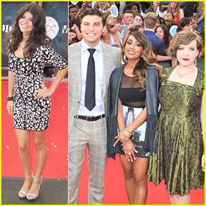 Nikki Yanofsky & 'Degrassi' Cast Heat Up MMVAs; Ed Sheeran Wants To Guest Star on 'Degrassi'