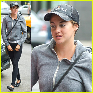Shailene Woodley Talks Emotional Scenes in 'The Fault In Our Stars'