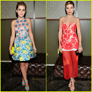 Kiernan Shipka & Sophia Bush Are Fashion Forward for 'InStyle'