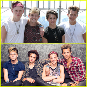 The Vamps Feel on Top of the World at Empire State Building!