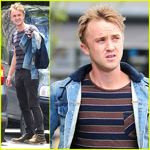Tom Felton Remembers What D-Day Is All About - It's Not Donuts