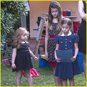 Ariel Winter's Niece Skylar Gray Starring on FX's 'Married'