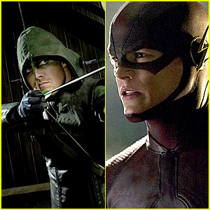 'Arrow' & 'The Flash' Headed For Mega-Crossover Event!