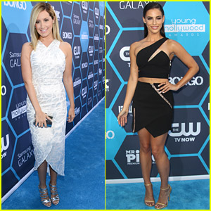 Jessica Lowndes and ashley tisdale