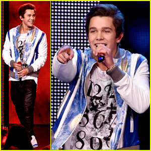 Austin Mahone Turns Up L.A. with The Vamps, Fifth Harmony, & Shawn Mendes