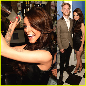 Cher Lloyd Celebrates Her 21st Birthday with Husband Craig Monk - See The Pics!