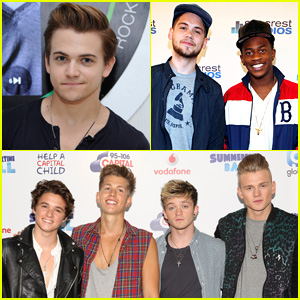 Hunter Hayes, MKTO, The Vamps & More to Perform at Arthur Ashe Kids' Day 2014!