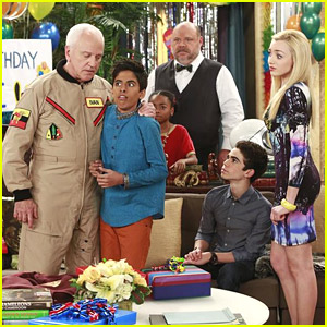 How Cool Would It Be To Go To Outer Space For Your Birthday? Ravi Will Find Out on 'Jessie' Tonight!