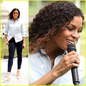 Jordin Sparks: 'A Capitol Fourth' Concert Airs Tonight!