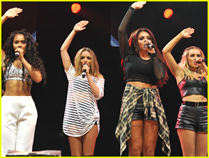 Little Mix Speak Out Against 'Tension' & 'Falling Out' Reports - Read Here!