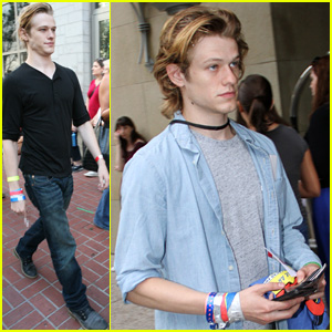 Lucas Till: Jennifer Lawrence is Still the Same Person She Was Before Her Oscar Win