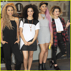 Neon Jungle Say They Don't Argue About Anything