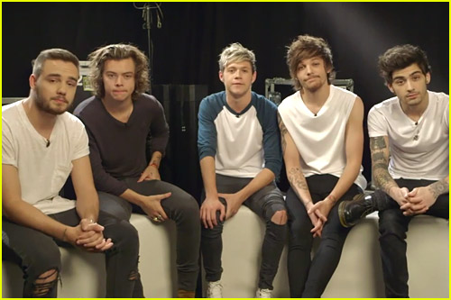 One Direction Announces New Concert Film Out In October