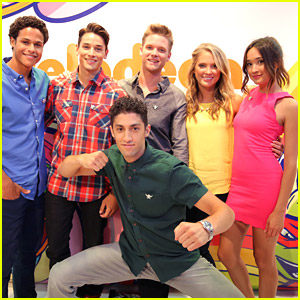 'Power Rangers Megaforce' Cast Hit Up Comic-Con 2014!