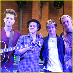 The Vamps Play Secret Show in Birmingham