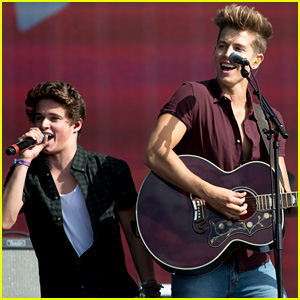 The Vamps Show Off Vocal Chops with Acoustic Version of 'Somebody to You' - Watch Now!
