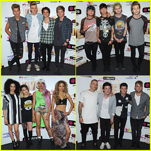 The Vamps, 5 Seconds of Summer & Neon Jungle Bring The Summer Alive for Key 103 Concert