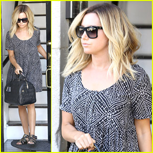 Ashley Tisdale's Hair Trend Love? Halo Braids!