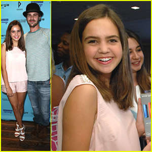Grey Damon Was 'Sweet' To Bailee Madison Inside Kari Feinstein's Style Lounge