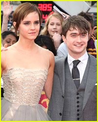 Daniel Radcliffe & Emma Watson In Another Movie Together? Yes, Please, Now.