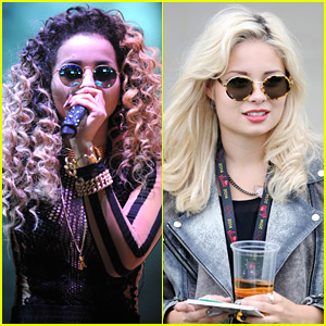 Ella Eyre Debuts 'Come Back' Video During V Festival 2014 - Watch Here!