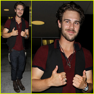 Grey Damon Says Goodbye to 'Twisted'