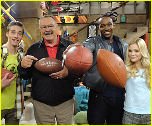 NFL Hall of Famer Dick Butkus DID WHAT On The Set of 'I Didn't Do It'?