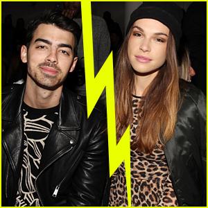 Joe Jonas & Girlfriend Blanda Eggenschwiler Split After Almost 2 Years Together