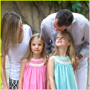 Meet The Future Queen Of Spain, Princess Leonor!