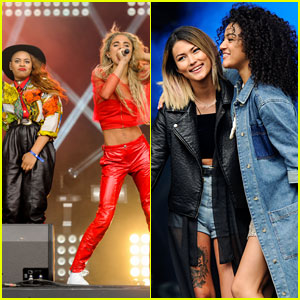 Neon Jungle Brings 'Trouble' to Fusion Festival!