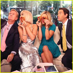 Rita Ora Shines At MYNY Perfume Launch Party