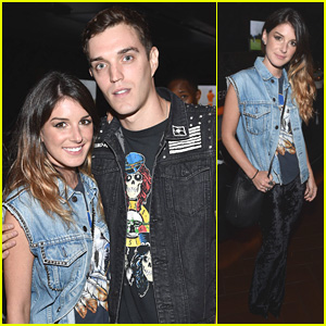 Shenae Grimes & Hubby Josh Beech Hit Up Justin Timberlake's L.A. Concer