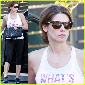 Ashley Greene Wants to Know What Your Body is Saying!