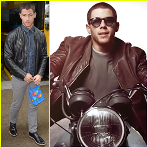 Watch Nick Jonas' New 'Jealous' Music Video Now!