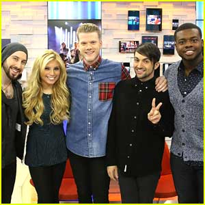 Pentatonix Debut New 'Papaoutai' Music Video After GMA Visit - Watch Here!