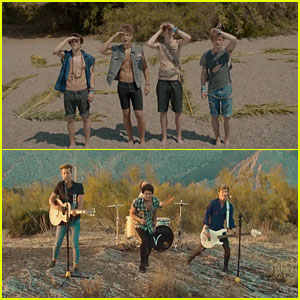 The Vamps & Shawn Mendes Party in the Jungle for the 'Oh Cecilia' Music Video - Watch Here!