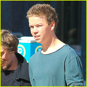 Will Poulter Gets Fans Pumped Up for 'The Maze Runner'!