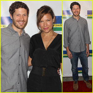 Zach Gilford Plays Poker for Charity in L.A.