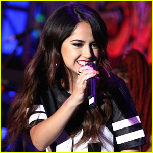 Becky G Debuts 'Can't Stop Dancing' & Will Perform At iHeartRadio Fiesta Latina!