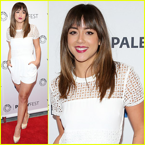 Chloe Bennet Hits NYC for 'Agents Of S.H.I.E.L.D' PaleyFest - Watch The Full Panel Here!