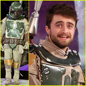 Daniel Radcliffe Has Never Celebrated Halloween Before!